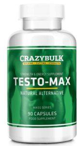 testomax crazy bulk