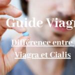 quelles différences entre Viagra et Cialis